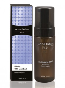 Exfoliating  Foam Cleanser